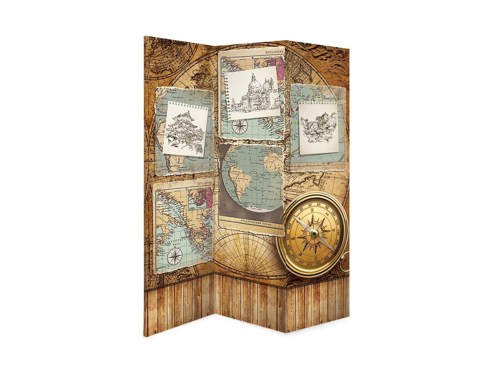 Ширма Memoris travelerШирмы<br>Односторонняя ширма из коллекции Catherine D&amp;quot;argent.&amp;lt;div&amp;gt;&amp;lt;br&amp;gt;&amp;lt;/div&amp;gt;&amp;lt;div&amp;gt;Материал: нетканный материал, пигментные краски.&amp;lt;br&amp;gt;&amp;lt;div style=&amp;quot;text-align: justify;&amp;quot;&amp;gt;&amp;lt;br&amp;gt;&amp;lt;/div&amp;gt;&amp;lt;/div&amp;gt;<br><br>Material: Дерево<br>Width см: 150<br>Depth см: 7<br>Height см: 180
