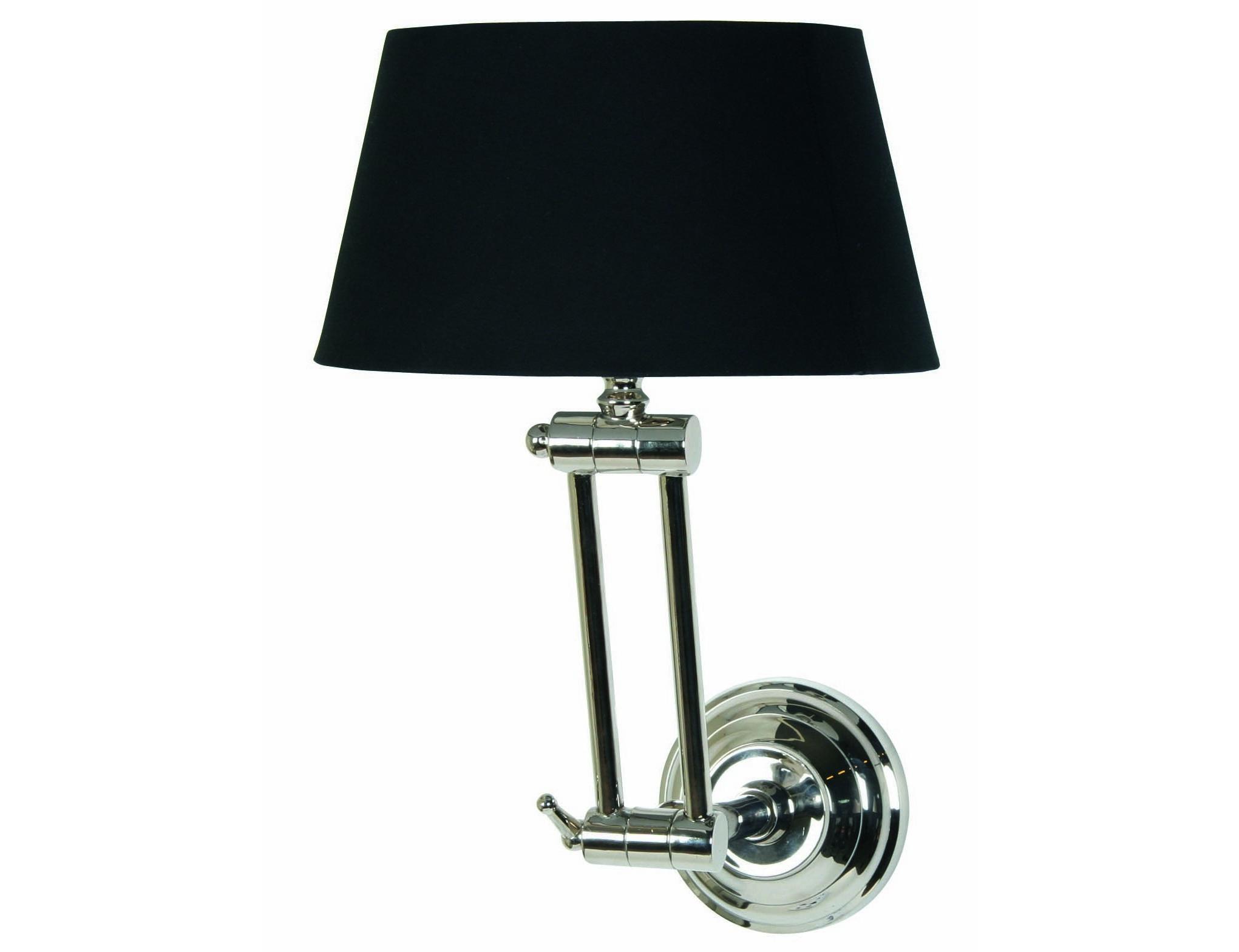 Настенный светильникБра<br>Бра с черным плафоном и серебряным основанием от датского бренда g&amp;amp;amp;c. Эта оригинальная модель гармонично сочетается с другими деталями интерьера в стиле fashion.&amp;amp;nbsp;&amp;lt;div&amp;gt;&amp;lt;br&amp;gt;&amp;lt;/div&amp;gt;&amp;lt;div&amp;gt;&amp;lt;div&amp;gt;Цоколь: E27,&amp;amp;nbsp;&amp;lt;/div&amp;gt;&amp;lt;div&amp;gt;Мощность лампы: 60W&amp;amp;nbsp;&amp;lt;/div&amp;gt;&amp;lt;div&amp;gt;Кол-во лампочек: 1 (в комплект не входит)&amp;lt;/div&amp;gt;&amp;lt;/div&amp;gt;<br><br>Material: Металл<br>Width см: 13<br>Depth см: 13<br>Height см: 40