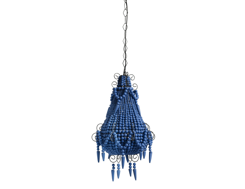 СветильникПодвесные светильники<br>Потолочный светильник синего цвета из коллекции датской компании nordal. Создайте уютное и стильное освещение в гостиной или спальне.&amp;amp;nbsp;&amp;lt;div&amp;gt;&amp;lt;br&amp;gt;&amp;lt;/div&amp;gt;&amp;lt;div&amp;gt;&amp;lt;div&amp;gt;Цоколь: E27,&amp;amp;nbsp;&amp;lt;/div&amp;gt;&amp;lt;div&amp;gt;Мощность лампы: 60W&amp;amp;nbsp;&amp;lt;/div&amp;gt;&amp;lt;div&amp;gt;Кол-во лампочек: 1 (в комплект не входит)&amp;lt;/div&amp;gt;&amp;lt;/div&amp;gt;&amp;lt;div&amp;gt;&amp;lt;br&amp;gt;&amp;lt;/div&amp;gt;<br><br>Material: Дерево<br>Width см: None<br>Depth см: None<br>Height см: 61<br>Diameter см: 36