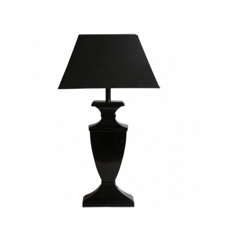 ЛампаДекоративные лампы<br>Классическая настольная черная лампа на ножке от датского бренда g&amp;amp;amp;c interiors. Создайте уютное освещение в гостиной, спальне и кабинете.&amp;amp;nbsp;&amp;lt;div&amp;gt;&amp;lt;br&amp;gt;&amp;lt;/div&amp;gt;&amp;lt;div&amp;gt;&amp;lt;div&amp;gt;Цоколь: E27,&amp;amp;nbsp;&amp;lt;/div&amp;gt;&amp;lt;div&amp;gt;Мощность лампы: 60W&amp;amp;nbsp;&amp;lt;/div&amp;gt;&amp;lt;div&amp;gt;Кол-во лампочек: 1 (в комплект не входит)&amp;lt;/div&amp;gt;&amp;lt;/div&amp;gt;&amp;lt;div&amp;gt;&amp;lt;br&amp;gt;&amp;lt;/div&amp;gt;&amp;lt;div&amp;gt;&amp;lt;br&amp;gt;&amp;lt;/div&amp;gt;<br><br>Material: Дерево<br>Width см: 25<br>Depth см: 10<br>Height см: 64