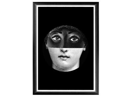 "Арт-постер ""Лина"", версия ""Карнавал"""