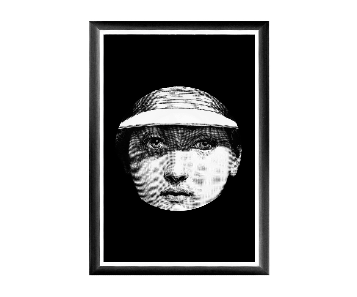 "Object Desire Арт-постер ""Лина"", версия ""Ницца"""