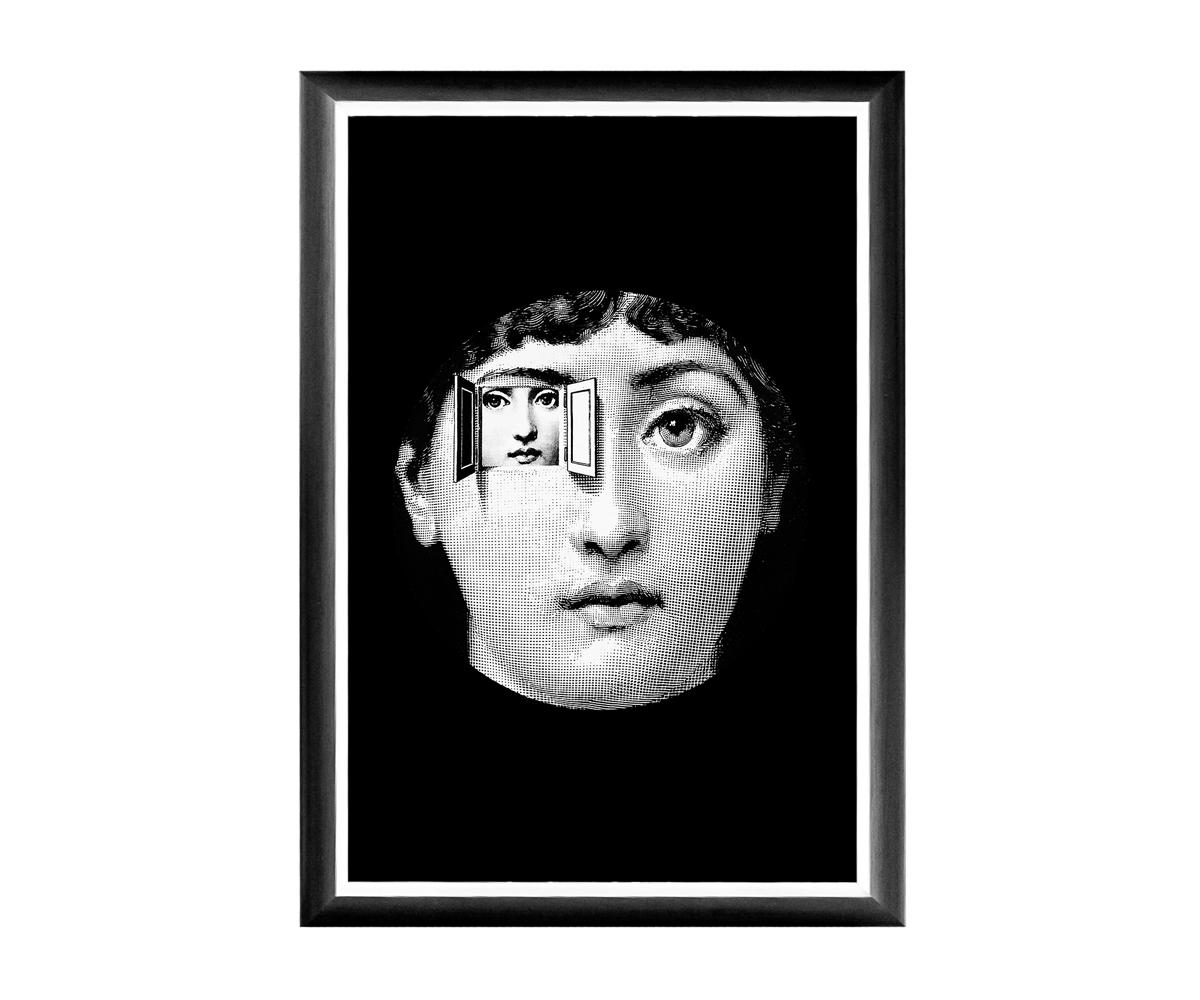 "Object Desire Арт-постер ""Лина"", версия ""Дали"""