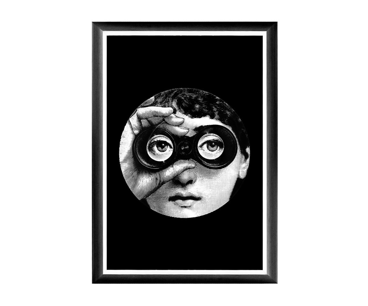 "Арт-постер ""Лина"", версия ""Опера"""