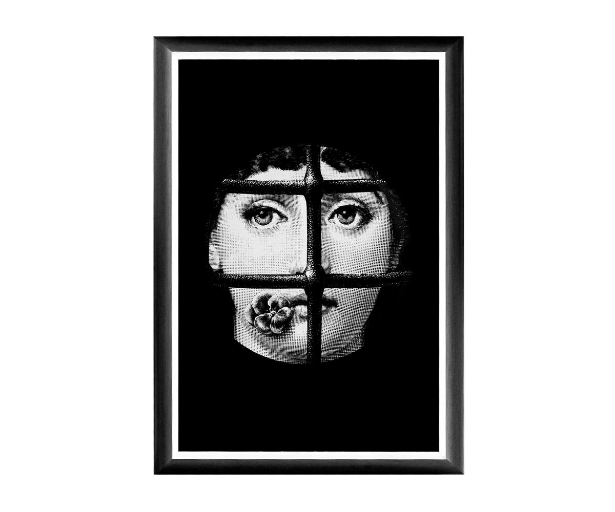 """Object Desire Арт-постер """"Лина"""", версия """"Пленительный образ"""""""