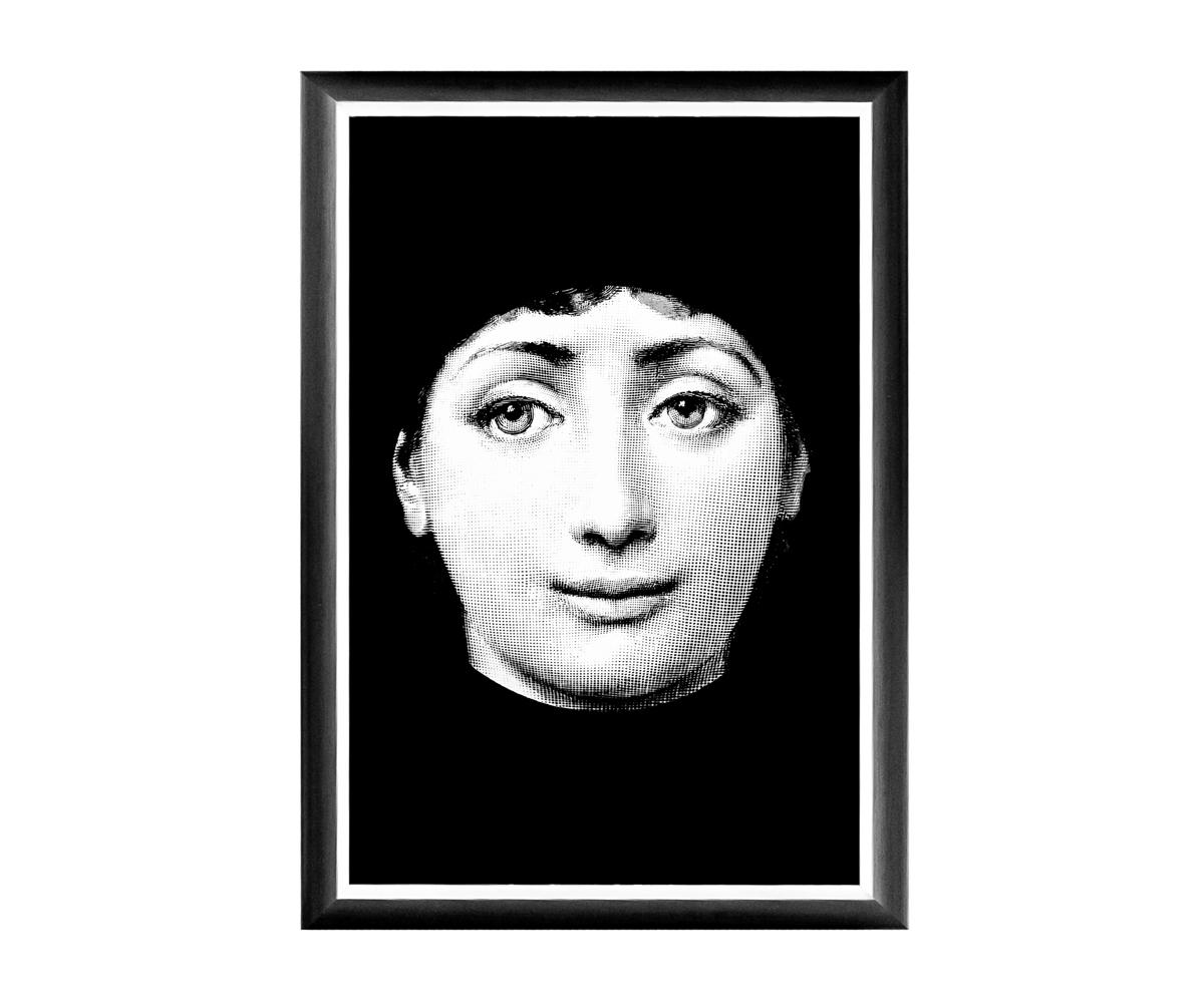 "Object Desire Арт-постер ""Лина"", версия ""Портрет"""