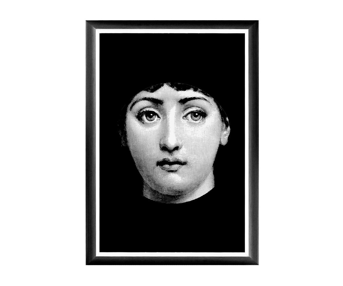 "Object Desire Арт-постер ""Лина"", версия ""Моно Лина"""