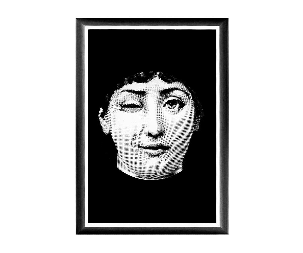 "Object Desire Арт-постер ""Лина"", версия ""Намек"""