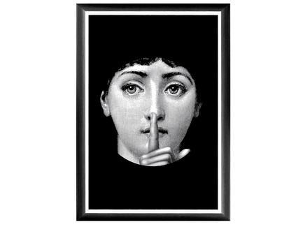 Арт-постер лина, версия секрет (object desire) 46.0x66.0x2.0 см.