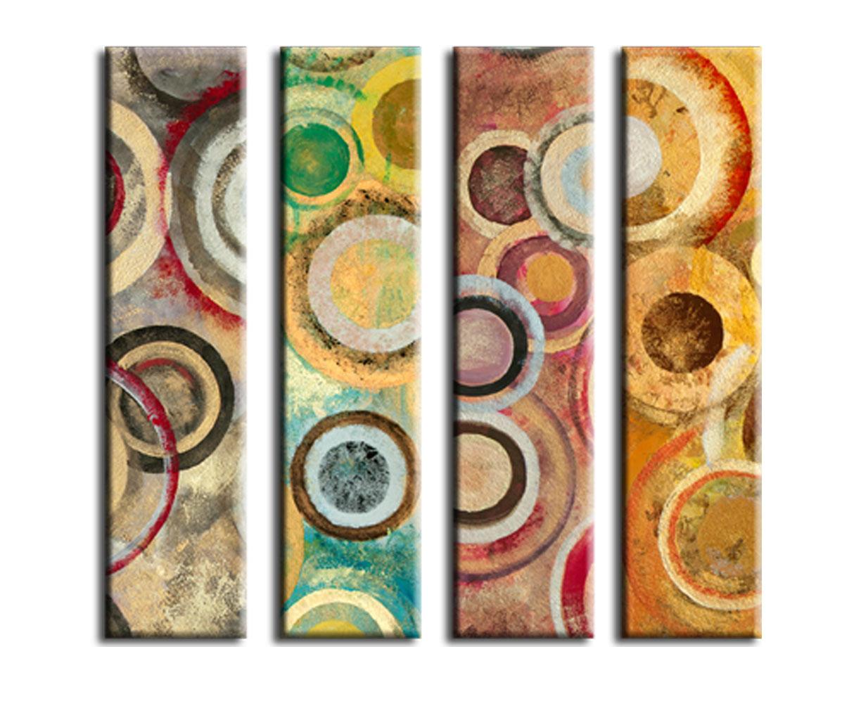 Картина La CircleКартины<br>Модульная картина из 3-х частей 25х100см с декоративной фактурной обработкой&amp;lt;div&amp;gt;&amp;lt;br&amp;gt;&amp;lt;/div&amp;gt;&amp;lt;div&amp;gt;Материал: натуральный холст, деревянный подрамник, лак,итальянский фактурный гель&amp;lt;br&amp;gt;&amp;lt;/div&amp;gt;<br><br>Material: Холст<br>Width см: 160<br>Depth см: 3<br>Height см: 100