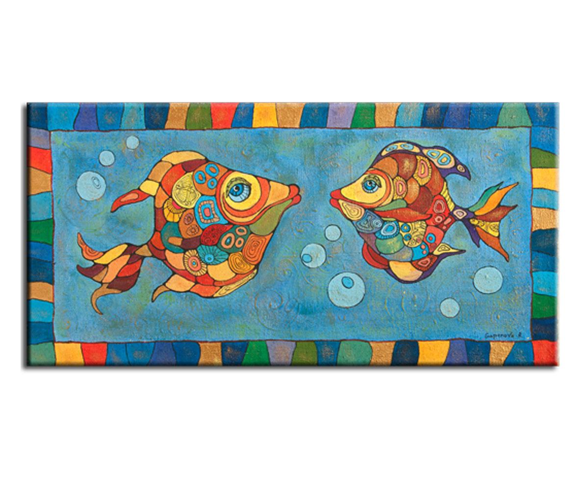 Muzante Картина Рыбки