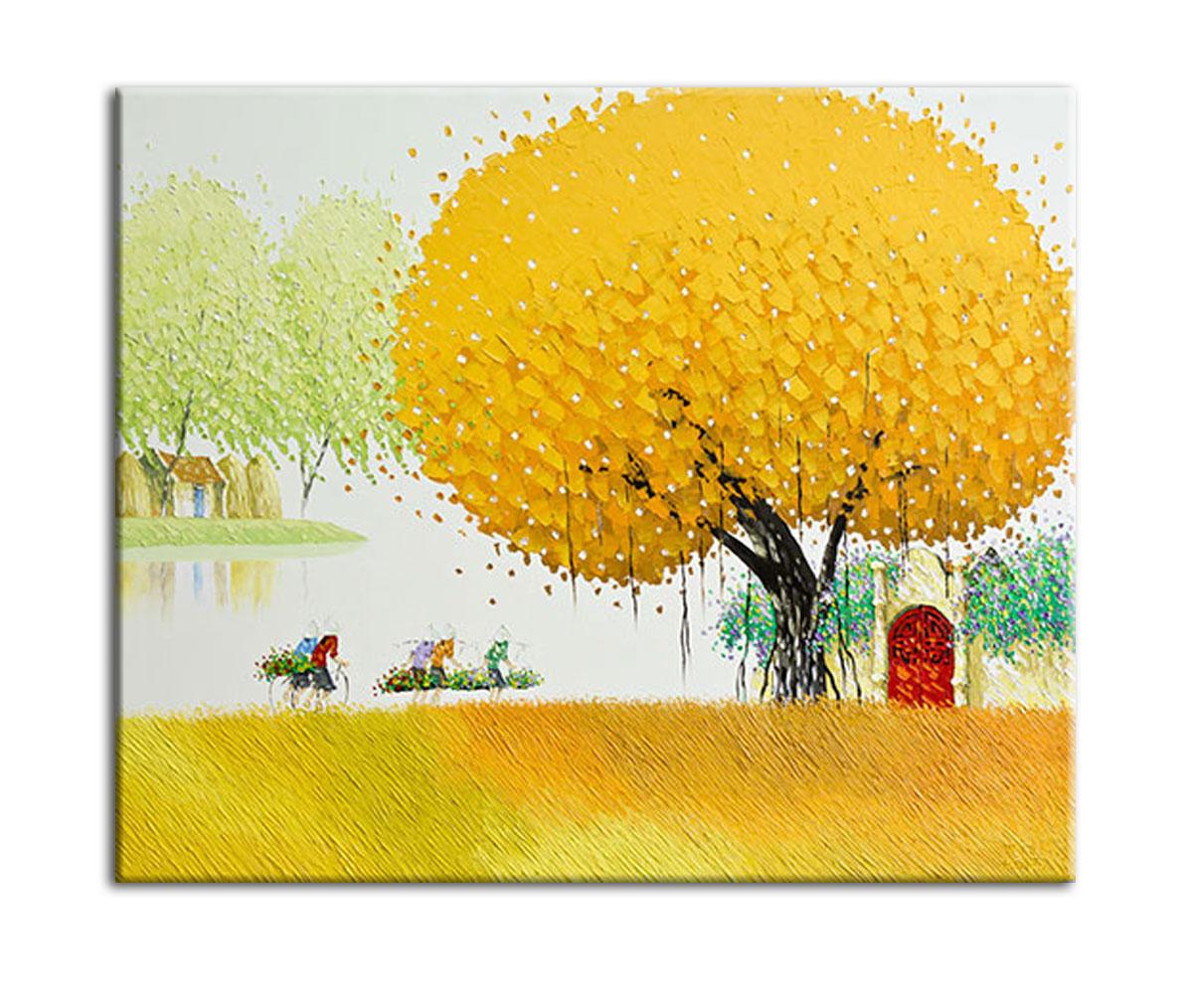 Muzante Картина Урожайный день