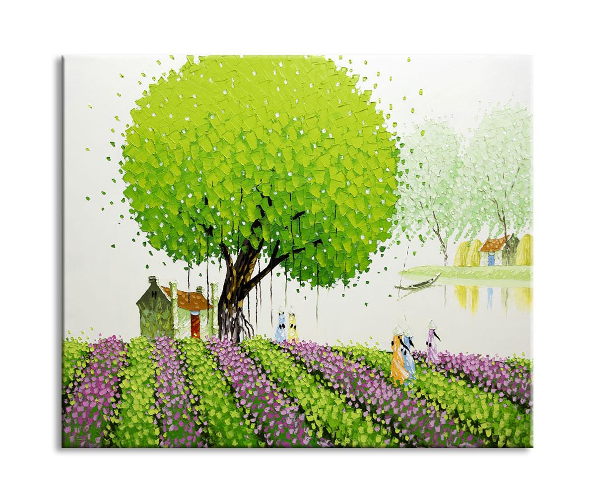 Картина Дорога к домуКартины<br>Авторская копия картины вьетнамской художницы Phan Thu Trang в технике жекле&amp;lt;div&amp;gt;&amp;lt;br&amp;gt;&amp;lt;/div&amp;gt;&amp;lt;div&amp;gt;Материал: натуральный холст, деревянный подрамник, лак,итальянский фактурный гель&amp;lt;br&amp;gt;&amp;lt;/div&amp;gt;<br><br>Material: Холст<br>Width см: 42<br>Depth см: 3<br>Height см: 35