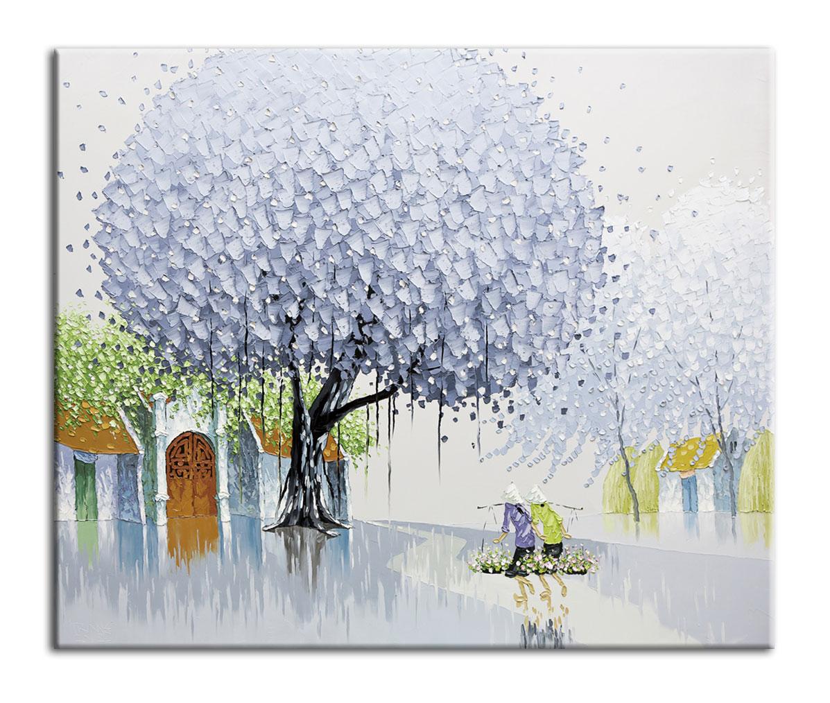 Muzante Картина Первый дождь