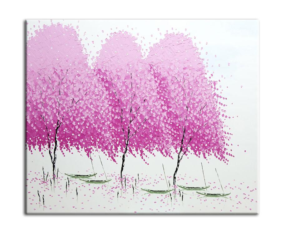 Картина Весенние лодочкиКартины<br>Авторская копия картины вьетнамской художницы Phan Thu Trang в технике жекле&amp;lt;div&amp;gt;&amp;lt;br&amp;gt;&amp;lt;/div&amp;gt;&amp;lt;div&amp;gt;Материал: натуральный холст, деревянный подрамник, лак,итальянский фактурный гель&amp;lt;br&amp;gt;&amp;lt;/div&amp;gt;<br><br>Material: Холст<br>Width см: 42<br>Depth см: 3<br>Height см: 35