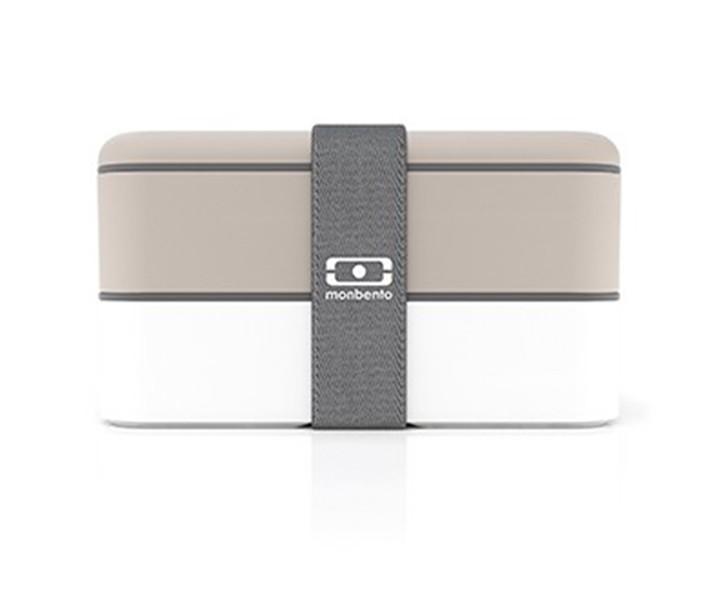 Ланч-боксЕмкости для хранения<br>&amp;lt;div&amp;gt;&amp;lt;span style=&amp;quot;line-height: 24.9999px;&amp;quot;&amp;gt;В современном мире здоровое питание - залог успеха. Ланч-боксы Monbento полностью сохраняют полезные свойства продуктов, герметичны и изготовлены из безопасного пищевого пластика. Ланч-бокс MB Original состоит из двух контейнеров, позволяющих взять с собой сразу несколько блюд. Боксы дополнительно фиксируются друг над другом эластичным ремешком. Надежность, компактность и стиль в одном комплекте! Высококачественный soft touch пластик приятен на ощупь. Можно греть в микроволновой печи и мыть в посудомоечной машине. В крышке каждого контейнера - специальная пробка, которую надо вытащить, если вы разогреваете еду.&amp;lt;/span&amp;gt;&amp;lt;div style=&amp;quot;line-height: 24.9999px;&amp;quot;&amp;gt;&amp;lt;span style=&amp;quot;line-height: 24.9999px;&amp;quot;&amp;gt;&amp;lt;br&amp;gt;&amp;lt;/span&amp;gt;&amp;lt;/div&amp;gt;&amp;lt;div style=&amp;quot;line-height: 24.9999px;&amp;quot;&amp;gt;&amp;lt;span style=&amp;quot;line-height: 24.9999px;&amp;quot;&amp;gt;Общий объем - 1 литр&amp;lt;/span&amp;gt;&amp;lt;br&amp;gt;&amp;lt;/div&amp;gt;&amp;lt;div style=&amp;quot;line-height: 24.9999px;&amp;quot;&amp;gt;Материал: термопластик, полипропилен, силикон, эластан.&amp;lt;/div&amp;gt;&amp;lt;/div&amp;gt;<br><br>Material: Пластик<br>Width см: 18,5<br>Depth см: 9,4<br>Height см: 10
