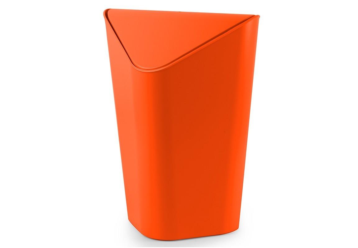 Корзина для мусора угловая CornerЕмкости для хранения<br>Отсутствие пространства - проблема вашего дома? Ничего, ведь есть компактная и удобная корзина для мусора, которая сэкономит место даже в самых маленьких помещениях. Ванная комната, туалет, кабинет или кухня - уголок найдется везде. Удобная качающаяся крышка обеспечивает простоту использования и очистки корзины. Пожалуй, вы сами удивитесь, как обходились без такой удобной вещи!&amp;amp;nbsp;&amp;lt;div&amp;gt;&amp;lt;br&amp;gt;&amp;lt;/div&amp;gt;&amp;lt;div&amp;gt;Объем - 10 литров.&amp;lt;/div&amp;gt;<br><br>Material: Пластик<br>Width см: 26<br>Depth см: 24<br>Height см: 35,6