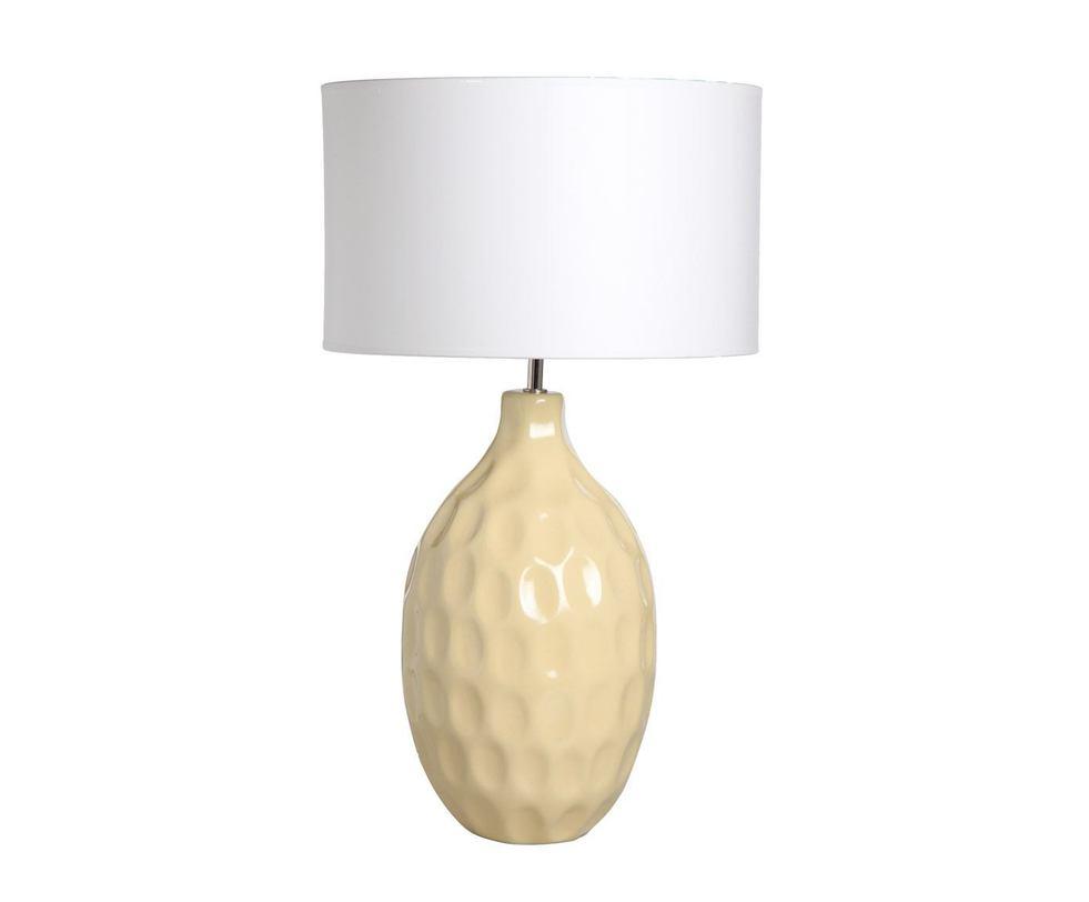 Настольная  лампаДекоративные лампы<br>Дизайнерская настольная лампа от португальского бренда Farol станет не только источником дополнительного света, который можно разместить, например, на прикроватной тумбе, но и стильным аксессуаром, который привнесет индивидуализм в интерьер.&amp;lt;div&amp;gt;&amp;lt;br&amp;gt;&amp;lt;/div&amp;gt;&amp;lt;div&amp;gt;&amp;lt;div&amp;gt;Вид цоколя: E27&amp;lt;/div&amp;gt;&amp;lt;div&amp;gt;Мощность: 60W&amp;lt;/div&amp;gt;&amp;lt;div&amp;gt;Количество ламп: 1&amp;lt;/div&amp;gt;&amp;lt;/div&amp;gt;<br><br>Material: Керамика<br>Height см: 60.5<br>Diameter см: 35