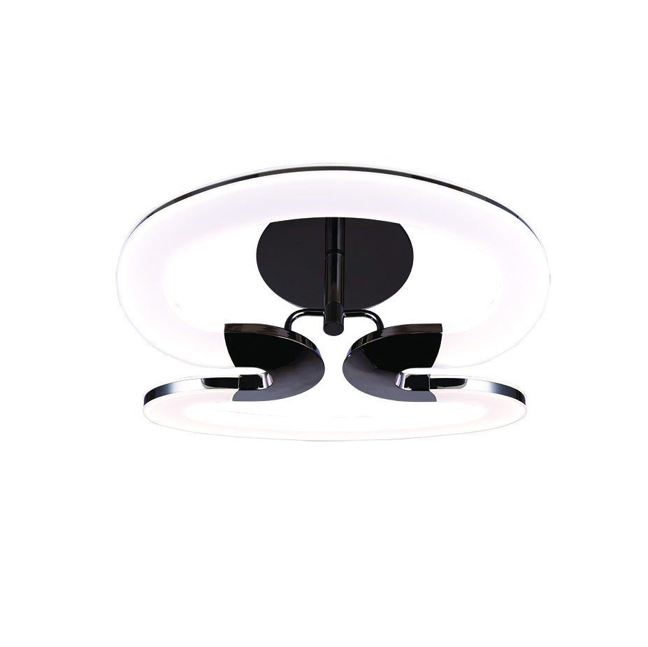 Светильник потолочный GalaПотолочные светильники<br>Светодиодный потолочный светильник в стиле Хай-Тек, цвет арматуры Мокрый асфальт. Светильник со встроенной светодиодной матрицей общей мощностью 40 W (Эквивалент лампы накаливания 260 W). Цветовая температура 4000-4200К. <br>Светильник поставляется в собранном виде и имеет в комплекте все необходимые для монтажа крепежные элементы.&amp;lt;div&amp;gt;&amp;lt;br&amp;gt;&amp;lt;/div&amp;gt;&amp;lt;div&amp;gt;&amp;lt;div style=&amp;quot;line-height: 24.9999px;&amp;quot;&amp;gt;&amp;lt;div&amp;gt;Цоколь: LED&amp;lt;/div&amp;gt;&amp;lt;div&amp;gt;Мощность лампы: 40W&amp;lt;/div&amp;gt;&amp;lt;/div&amp;gt;&amp;lt;div style=&amp;quot;line-height: 24.9999px;&amp;quot;&amp;gt;Количество ламп: 2&amp;lt;/div&amp;gt;&amp;lt;/div&amp;gt;<br><br>Material: Металл<br>Ширина см: 54<br>Высота см: 48<br>Глубина см: 27