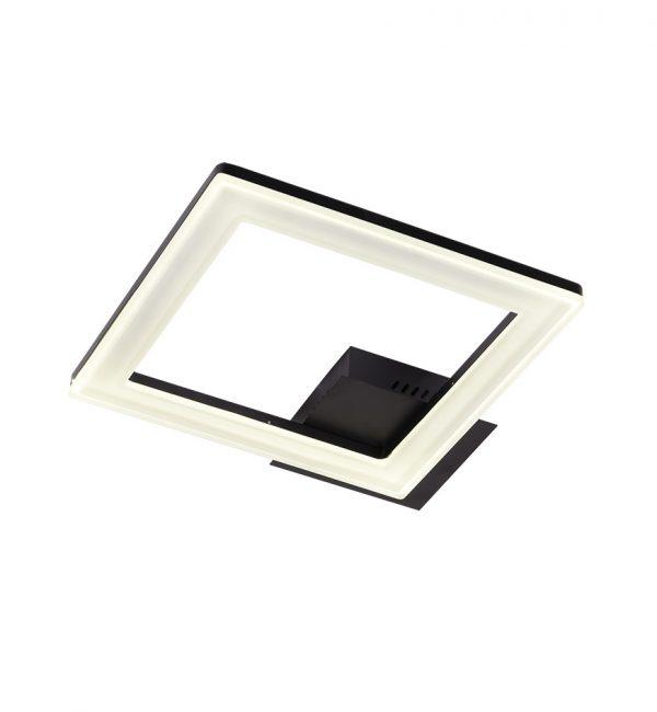 Светильник потолочный SeviliaПотолочные светильники<br>Светодиодный потолочный светильник в стиле Хай-Тек. Светильник со встроенной светодиодной матрицей общей мощностью 33 W (Эквивалент лампы накаливания 215 W). Цветовая температура 4000-4200К. <br>Светильник поставляется в собранном виде и имеет в комплекте все необходимые для монтажа крепежные элементы.&amp;lt;div&amp;gt;&amp;lt;br&amp;gt;&amp;lt;/div&amp;gt;&amp;lt;div&amp;gt;&amp;lt;div&amp;gt;Цоколь: LED&amp;lt;/div&amp;gt;&amp;lt;div&amp;gt;Мощность лампы: 33W&amp;lt;/div&amp;gt;&amp;lt;div&amp;gt;Количество ламп: 2&amp;lt;/div&amp;gt;&amp;lt;/div&amp;gt;<br><br>Material: Металл<br>Width см: 40<br>Depth см: 40<br>Height см: 10