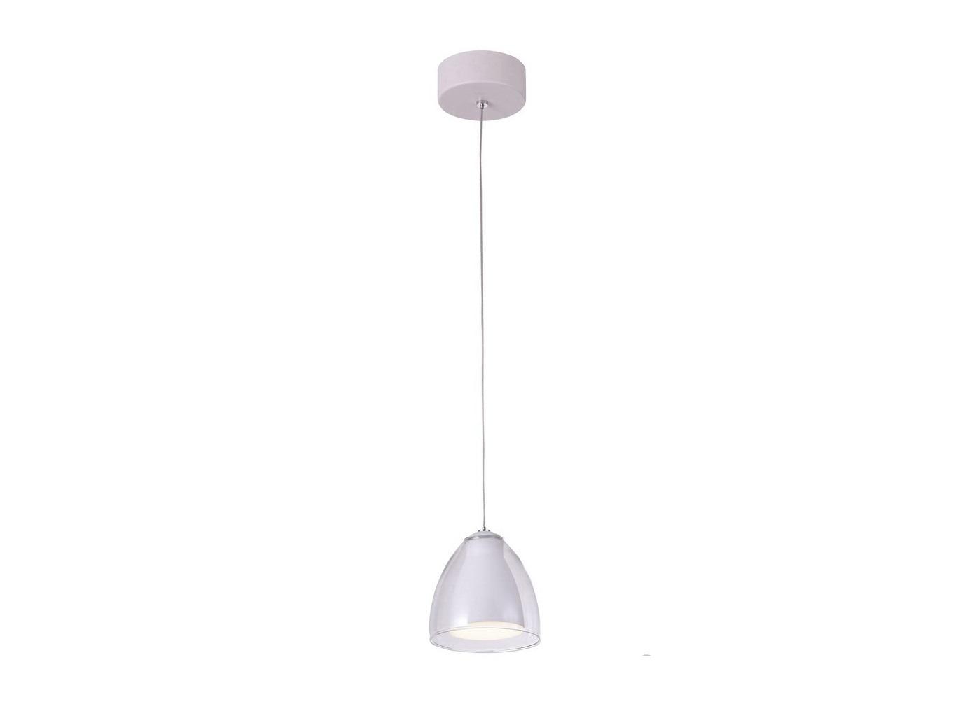 Светильник подвесной MirellaПодвесные светильники<br>Светодиодный подвесной светильник в стиле Хай-Тек. Светильник со встроенной светодиодной матрицей общей мощностью 3W (Эквивалент лампы накаливания 20 W). Цветовая температура 4000-4200К. <br>Высоту подвеса светильника можно регулировать от 20см до 100см.<br>Светильник поставляется в собранном виде и имеет в комплекте все необходимые для монтажа крепежные элементы.&amp;lt;div&amp;gt;&amp;lt;br&amp;gt;&amp;lt;/div&amp;gt;&amp;lt;div&amp;gt;&amp;lt;div&amp;gt;Цоколь: LED&amp;lt;/div&amp;gt;&amp;lt;div&amp;gt;Мощность лампы: 3W&amp;lt;/div&amp;gt;&amp;lt;div&amp;gt;Количество ламп: 1&amp;lt;/div&amp;gt;&amp;lt;/div&amp;gt;&amp;lt;div&amp;gt;&amp;lt;br&amp;gt;&amp;lt;/div&amp;gt;<br><br>Material: Металл<br>Высота см: 100