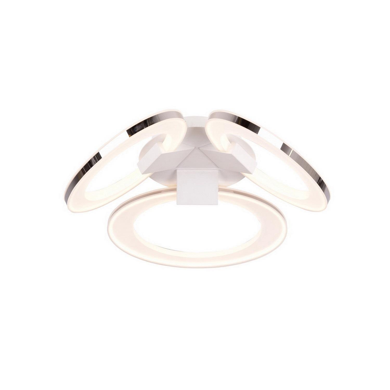 Светильник потолочный ArienПотолочные светильники<br>Светодиодный потолочный светильник в стиле Хай-Тек. Светильник со встроенной светодиодной матрицей общей мощностью 45W (Эквивалент лампы накаливания 450 W). Цветовая температура 4000-4200К. <br>Светильник поставляется в собранном виде и имеет в комплекте все необходимые для монтажа крепежные элементы.&amp;lt;div&amp;gt;&amp;lt;br&amp;gt;&amp;lt;/div&amp;gt;&amp;lt;div&amp;gt;&amp;lt;div&amp;gt;Цоколь: LED&amp;lt;/div&amp;gt;&amp;lt;div&amp;gt;Мощность лампы: 45W&amp;lt;/div&amp;gt;&amp;lt;div&amp;gt;Количество ламп: 3&amp;lt;/div&amp;gt;&amp;lt;/div&amp;gt;<br><br>Material: Металл<br>Height см: 16<br>Diameter см: 48,7