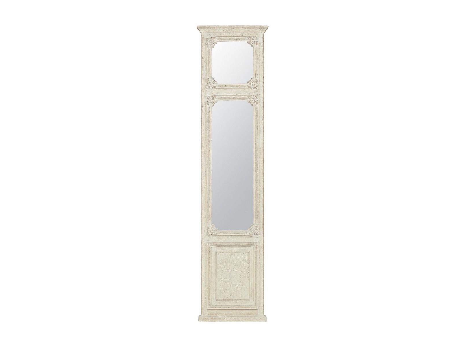 Настенное зеркало Wood CraftНастенные зеркала<br><br><br>Material: Дерево<br>Width см: 50<br>Depth см: 5,5<br>Height см: 200