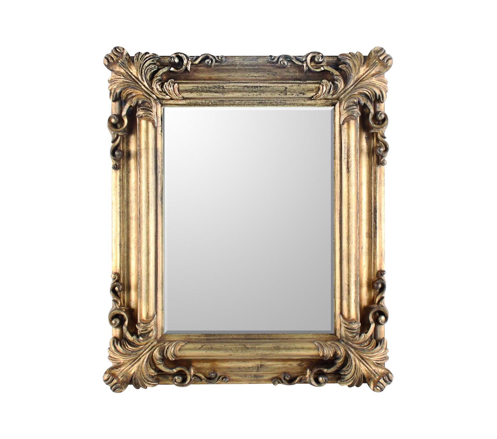 Зеркало Sweet SeaНастенные зеркала<br><br><br>Material: Полистоун<br>Width см: 48<br>Depth см: 5<br>Height см: 59