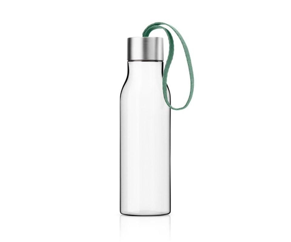БутылкаЕмкости для хранения<br>Очень удобная бутылка для воды, которую можно положить в сумку, взять с собой в офис или использовать на отдыхе. Она полностью герметична, её можно наполнять снова и снова, и тем самым уменьшить количество пластиковых бутылок, тем самым помогая сохранить окружающую среду. Бутылка сделана из пластика, не содержащего BPA, то есть бисфенола, вредных примесей и тяжёлых металлов. Бутылку можно мыть в посудомоечной машине, крышку - вручную.&amp;lt;div&amp;gt;&amp;lt;br&amp;gt;&amp;lt;/div&amp;gt;&amp;lt;div&amp;gt;Объем: 500 мл.&amp;lt;/div&amp;gt;<br><br>Material: Пластик<br>Высота см: 23