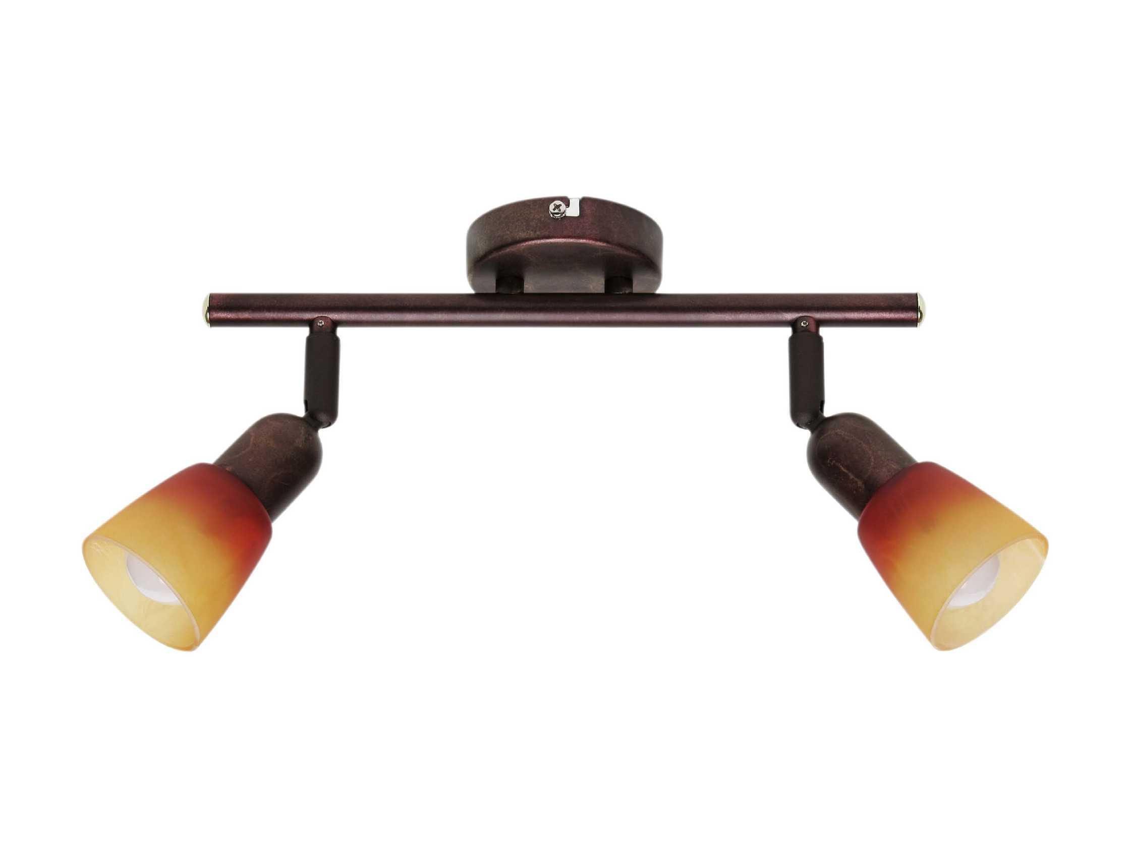 Лампа потолочная SofiaСпоты<br>&amp;lt;div&amp;gt;Цоколь: E14&amp;lt;/div&amp;gt;&amp;lt;div&amp;gt;Мощность лампы: 40W&amp;lt;/div&amp;gt;&amp;lt;div&amp;gt;Количество ламп: 2&amp;lt;/div&amp;gt;&amp;lt;div&amp;gt;Наличие ламп: отсутствуют&amp;lt;/div&amp;gt;<br><br>Material: Стекло<br>Width см: 33<br>Depth см: 10<br>Height см: 21,5