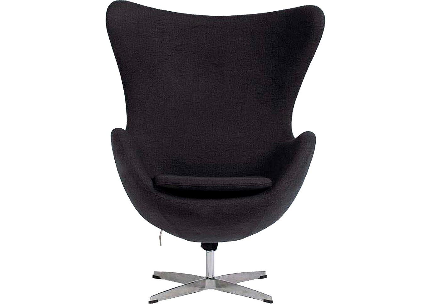 Кресло Egg ChairКресла с высокой спинкой<br>Кресло Egg Chair (Яйцо) было создано в 1958 году датским дизайнером Арне Якобсеном специально для интерьеров отеля Radisson SAS в Копенгагене. Кресло обладает исключительной привлекательностью и узнаваемостью во всем мире, занимает особое место в ряду культовой дизайнерской мебели XX века. Оно имеет экстравагантную форму и неординарное исполнение, что позволило ему стать совершенным воплощением классики нового времени. Кресло Egg Chair, выполненное в форме яйца, обтянутого кашемировой тканью, подарит огромное множество положительных эмоций и заставляет обращать на него внимание. Оно непременно задаёт основу для дизайна того или иного помещения. Прочный и массивный каркас гарантирует долгий срок службы и устойчивость. Данное кресло — это поистине не стареющая классика в футуристическом исполнении! Купите великолепную реплику кресла Egg Chair — изготовленное из высококачественных материалов, оно понравится многим любителям нестандартного видения обыденных и, притом, качественных вещей.<br><br>Material: Кашемир<br>Width см: 82<br>Depth см: 76<br>Height см: 105