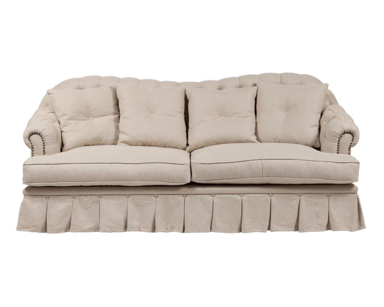 Диван RodendoТрехместные диваны<br>Необычный диван станет предметом гордости в вашей комнате, так как выглядит не просто эстетично, но обладает изяществом и невероятной грацией, погружаясь в которую, хочется более не покидать его пределов. Он — не объект опасности для здоровья, так как материалы для его изготовления подобраны в соответствии с защитой самочувствия, но одновременно не является предметом, где сидение на протяжении определенного срока вызывает неудобство. Плавные изгибы спинки придают дивану изысканность и уют, словно приглашая укрыться от всего мира и попасть в иное пространство, пропитанное покоем и гармонией. С ним удобно управляться, а пол — всегда доступен к уборке, хотя этого нельзя сразу понять, благодаря искусной маскировке. Модель создал легендарный английский дизайнер Тимоти Олтон (Timothy Oulton).<br><br>Material: Текстиль<br>Width см: 220<br>Depth см: 90<br>Height см: 100