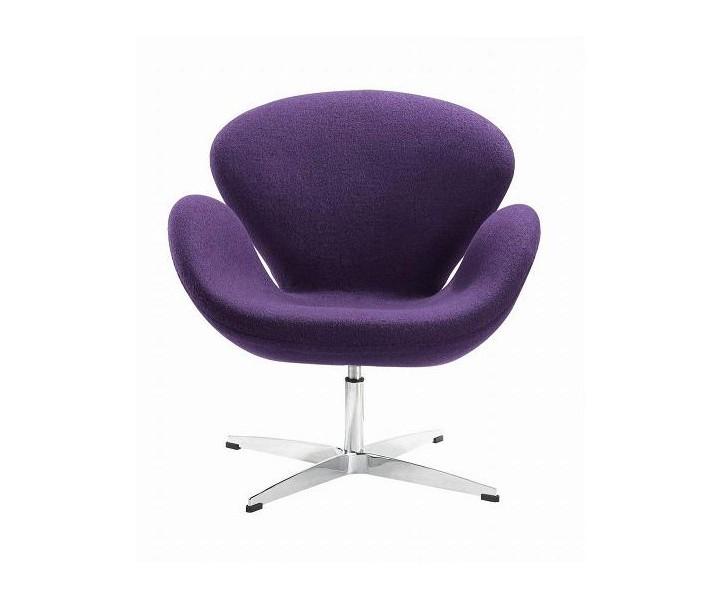 DG Кресло Swan Chair кресло swan chair серая шерсть 71 х 70 х 78 см