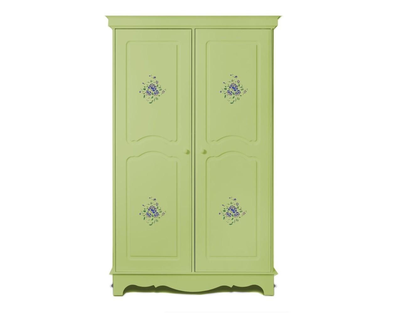 """Шкаф """"Belle Fleur Olive"""""""