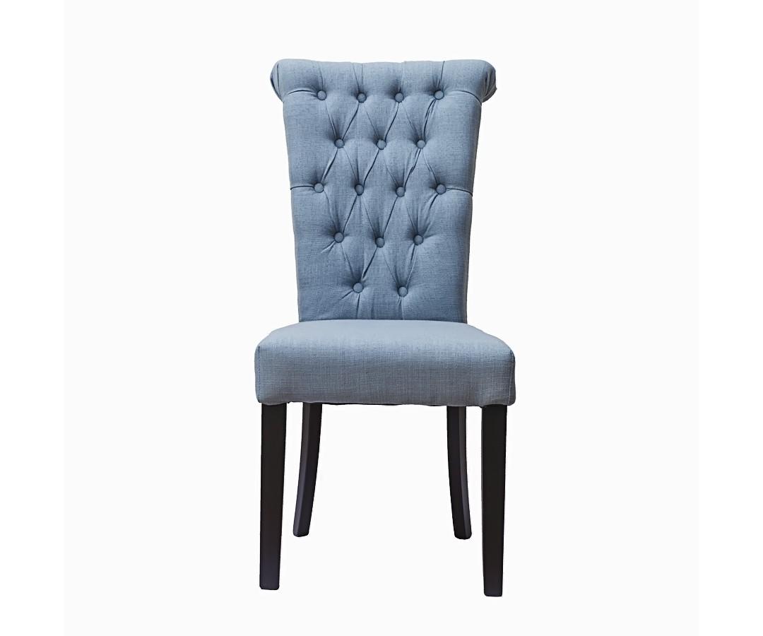 СтулОбеденные стулья<br><br><br>Material: Лен<br>Ширина см: 47<br>Высота см: 98<br>Глубина см: 52