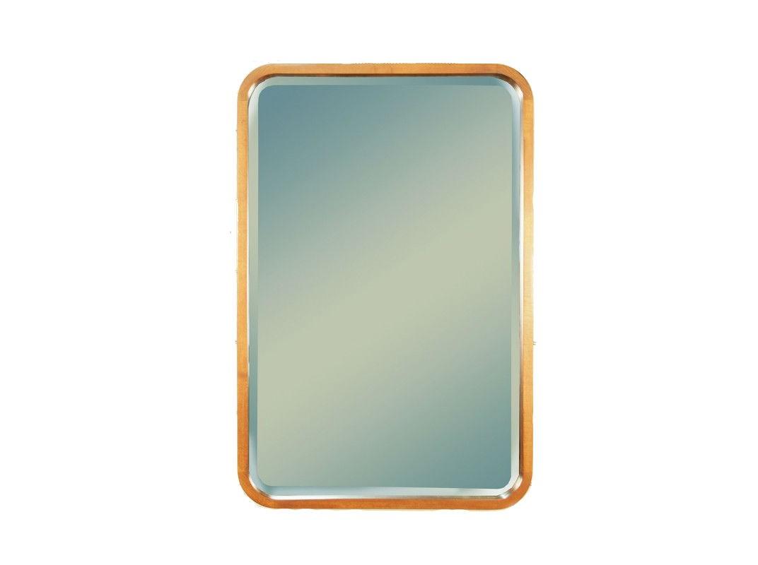 Зеркало BruniНастенные зеркала<br>Материал: американский тополь&amp;lt;br&amp;gt;Цвет: орех<br><br>Material: Тополь<br>Width см: 60<br>Depth см: 5<br>Height см: 90