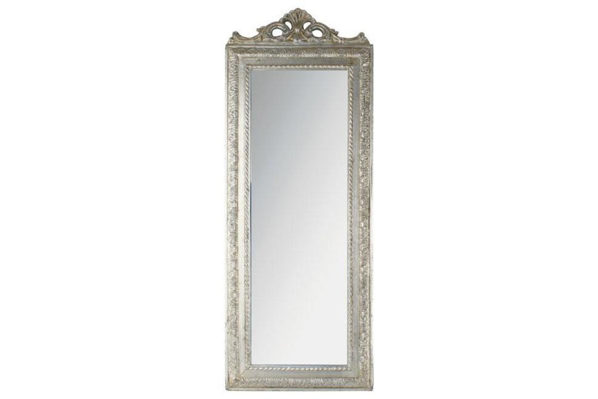 Настенное зеркало Grey StoneНастенные зеркала<br><br><br>Material: Полистоун<br>Width см: 35<br>Depth см: 2<br>Height см: 90