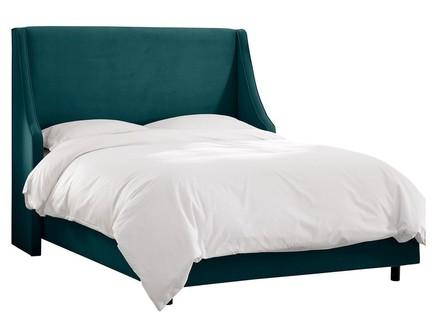 Кровать montreal (ml) зеленый 183.0x130.0x212.0 см.