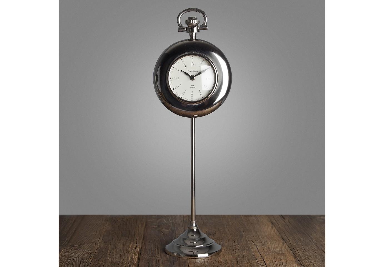 ЧасыНастольные часы<br>Кварцевый механизм.<br><br>Material: Металл<br>Width см: 20<br>Depth см: 15<br>Height см: 65