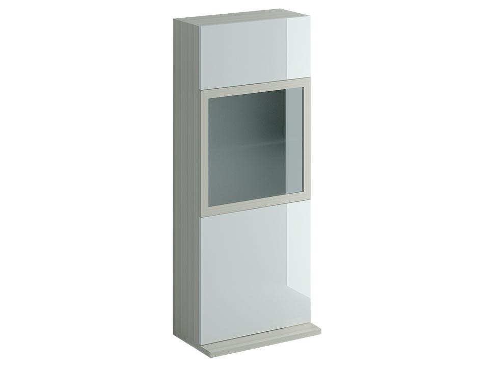Шкаф комбинированный LimboБельевые шкафы<br>Шкаф комбинированный, с подсветкой<br><br>Material: ДСП<br>Ширина см: 76<br>Высота см: 186<br>Глубина см: 44