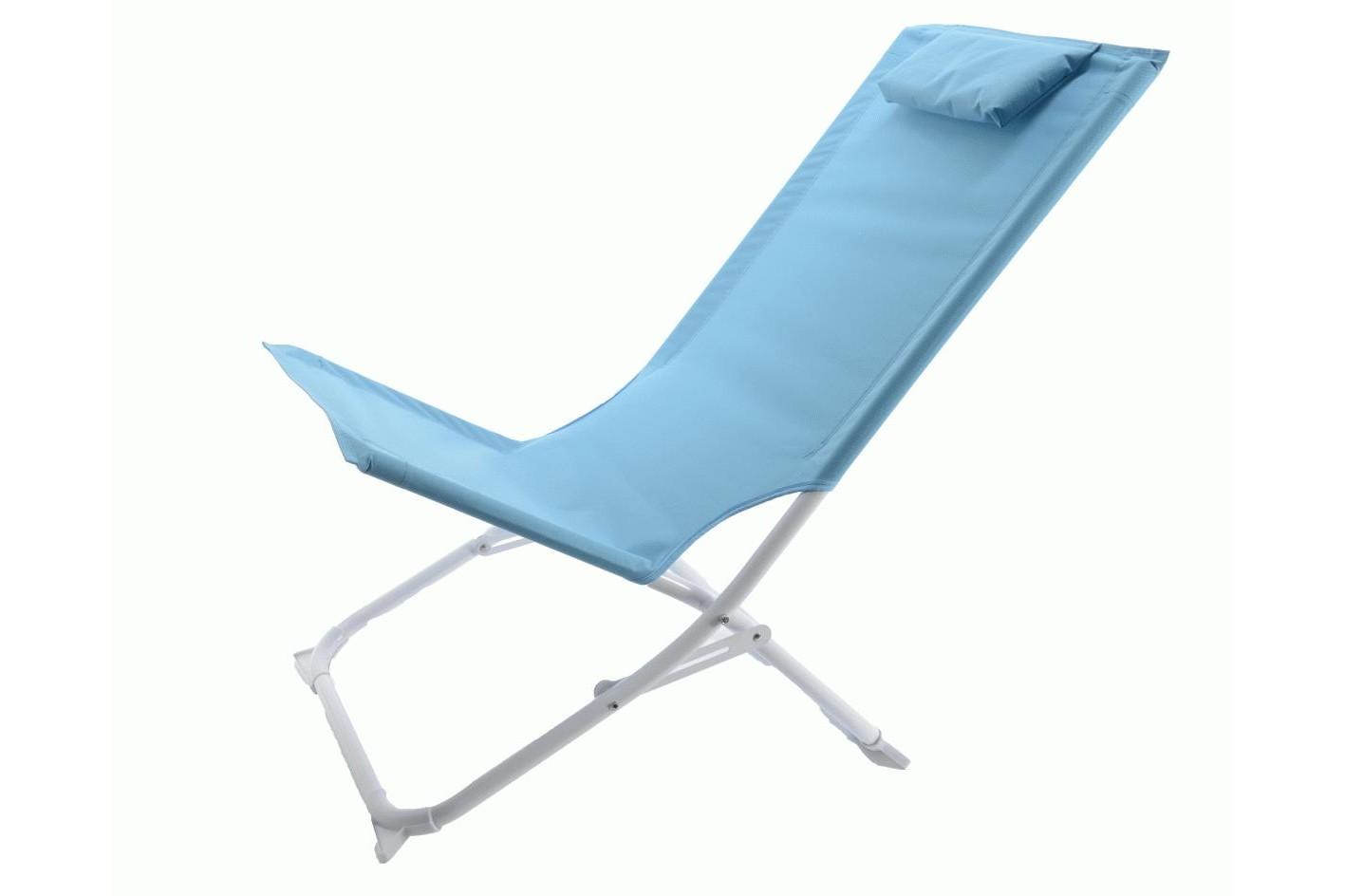 Садовый стул-шезлонг