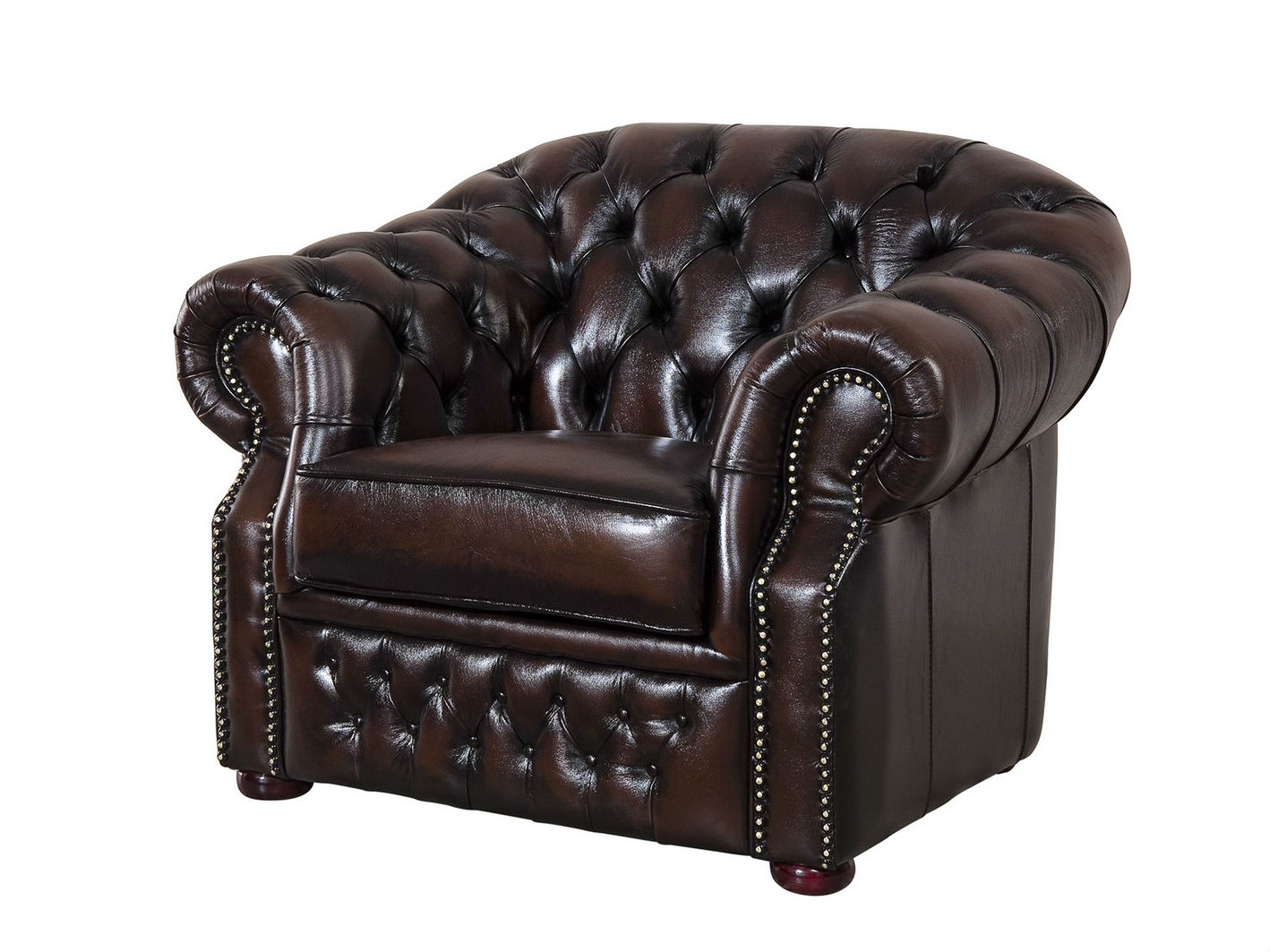 Кресло B-128 цвет 08Кожаные кресла<br><br><br>Material: Кожа<br>Width см: 109<br>Depth см: 99<br>Height см: 79