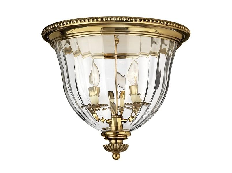 Потолочный светильник Hinkley LightingПотолочные светильники<br>&amp;lt;div&amp;gt;Вид цоколя: Е14&amp;lt;/div&amp;gt;&amp;lt;div&amp;gt;Мощность лампы: 60W&amp;lt;/div&amp;gt;&amp;lt;div&amp;gt;Количество ламп: 3&amp;lt;/div&amp;gt;Наличие ламп: нет&amp;lt;div&amp;gt;Цвет: полированная латунь&amp;lt;/div&amp;gt;<br><br>Material: Стекло<br>Height см: 33<br>Diameter см: 36,8