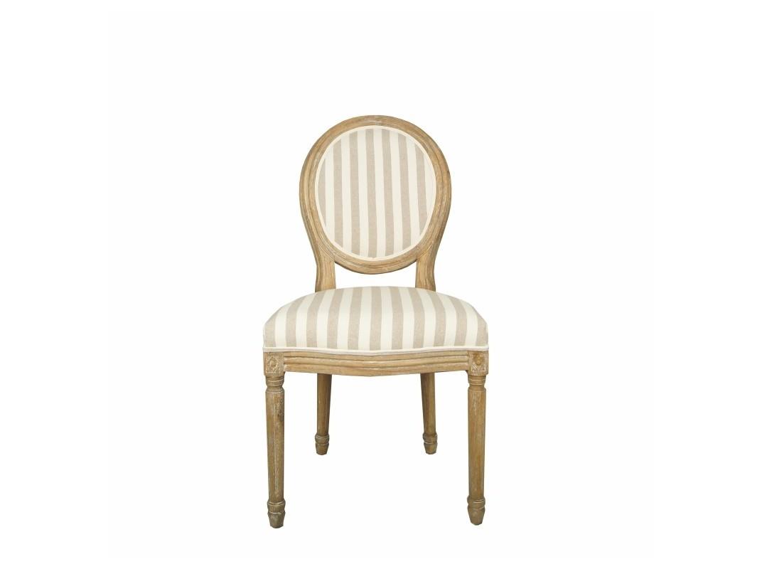 СтулОбеденные стулья<br>Материалы: массив дуба, ткань<br><br>Material: Дуб<br>Width см: 50<br>Depth см: 47<br>Height см: 96