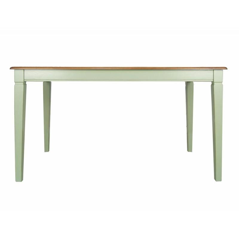 Стол обеденный OliviaОбеденные столы<br>Материалы: массив березы, ясень<br><br>Material: Береза<br>Ширина см: 144<br>Высота см: 79<br>Глубина см: 85