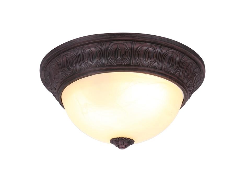 Светильник потолочныйПотолочные светильники<br>&amp;lt;div&amp;gt;Вид цоколя: Е27&amp;lt;/div&amp;gt;&amp;lt;div&amp;gt;Мощность лампы: 40W&amp;lt;/div&amp;gt;&amp;lt;div&amp;gt;Количество ламп: 2&amp;lt;/div&amp;gt;&amp;lt;div&amp;gt;Наличие ламп: нет&amp;lt;/div&amp;gt;<br><br>Material: Стекло<br>Height см: 17<br>Diameter см: 35