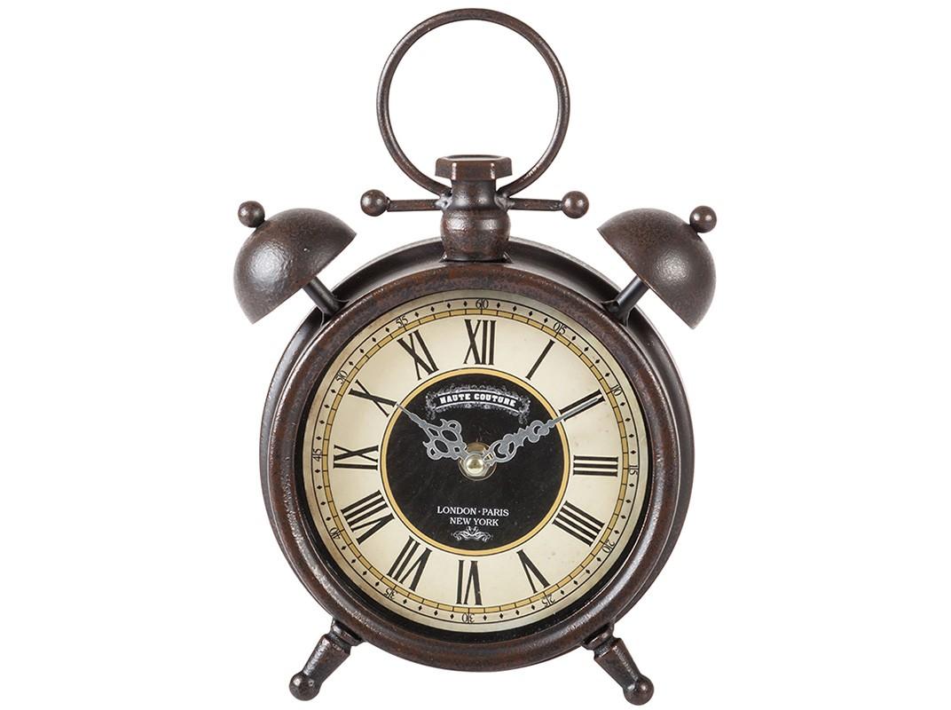 Настольные часы COUTURE ROMANНастольные часы<br><br><br>Material: Металл<br>Length см: None<br>Width см: 16<br>Depth см: 5<br>Height см: 25
