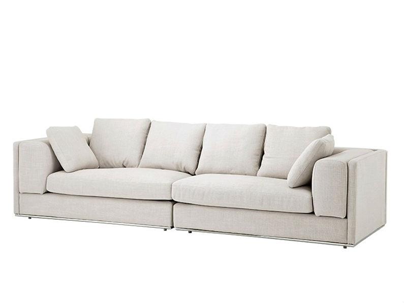 Диван Sofa VermontДиваны четырехместные и более<br>Этот &amp;quot;серый кардинал&amp;quot; будет диктовать свои правила в вашем доме. Несмотря на лаконичный и скромный дизайн, он одним привлекает к себе все внимание. Он займет свое заслуженное место в квартире в стиле &amp;quot;лофт&amp;quot; и станет вашим надежным помощником, ведь он не только идеально подходит для отдыха, но и легок в эксплуатации.<br><br>Material: Текстиль<br>Ширина см: 290.0<br>Высота см: 80.0<br>Глубина см: 101.0