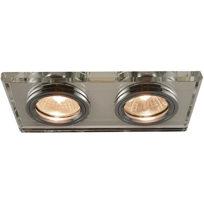 Потолочный светильникТочечный свет<br>&amp;lt;div&amp;gt;Цоколь:GU10&amp;lt;/div&amp;gt;&amp;lt;div&amp;gt;Мощность лампы:40W&amp;lt;/div&amp;gt;&amp;lt;div&amp;gt;Количество ламп:2&amp;lt;/div&amp;gt;<br><br>Material: Алюминий<br>Width см: 17<br>Depth см: 9<br>Height см: 11