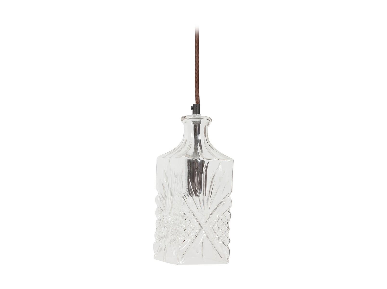 Подвесной светильник VindettaПодвесные светильники<br>&amp;lt;div&amp;gt;Вид цоколя: Е27&amp;lt;/div&amp;gt;&amp;lt;div&amp;gt;Мощность лампы: 40W&amp;lt;/div&amp;gt;&amp;lt;div&amp;gt;Количество ламп: 1&amp;lt;/div&amp;gt;&amp;lt;div&amp;gt;Наличие ламп: нет&amp;lt;/div&amp;gt;<br><br>Material: Стекло<br>Ширина см: 10<br>Высота см: 26<br>Глубина см: 10